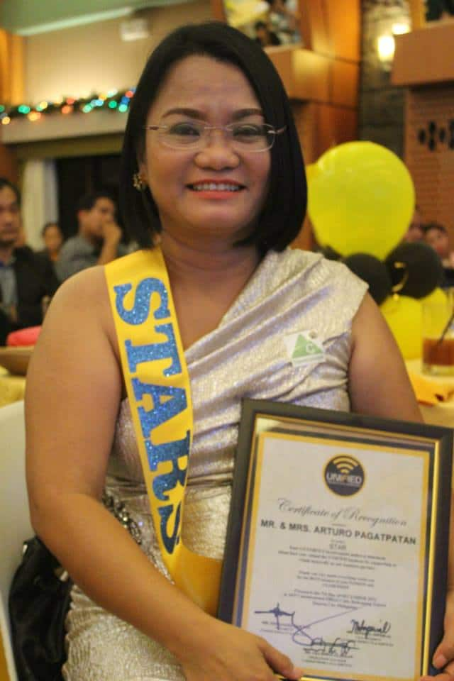 Dra. Lynnete Pagatpatan - Official Business Consultant and Pioneer member of Unified Products and Services Inc. 09178811365, 09999930315, 09228807291 & 2154791