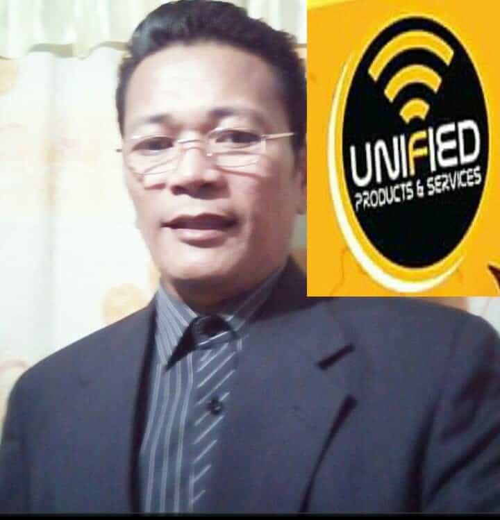 Lito Gumiter of Unified Products and Services Noveleta Cavite Philippines Home Based Negosyo Online Business Franchising Main office official website